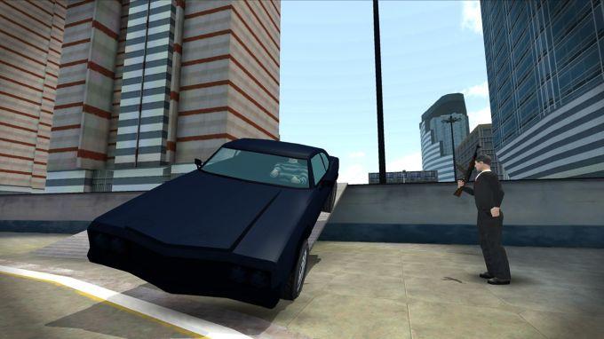 Grand Mafia Crime - Auto Theft
