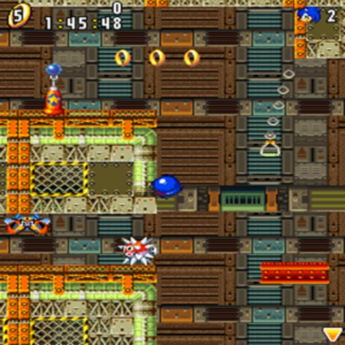 Sonic Advance™