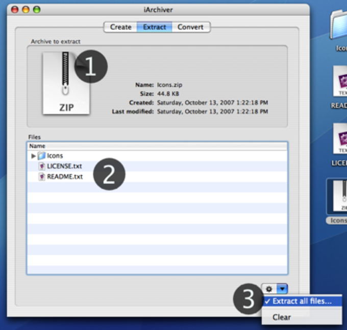iArchiver