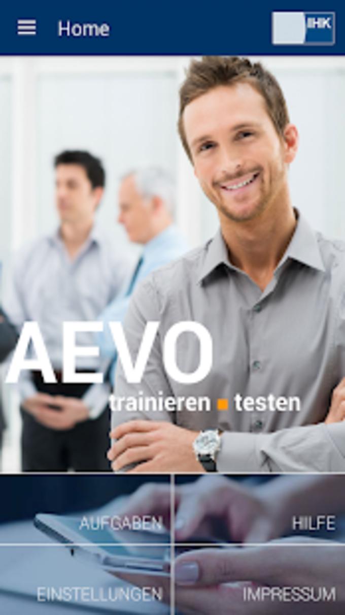 IHK.AEVO Trainieren  Testen