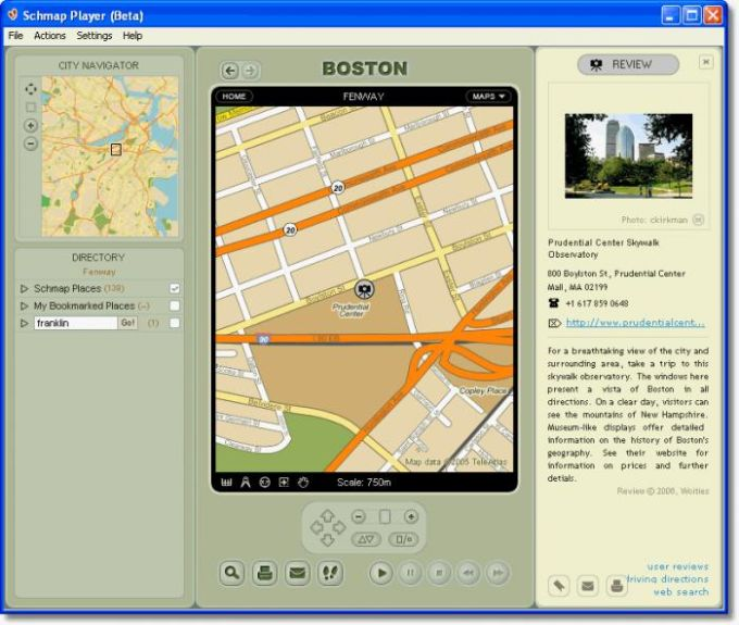 Schmap Boston Guide