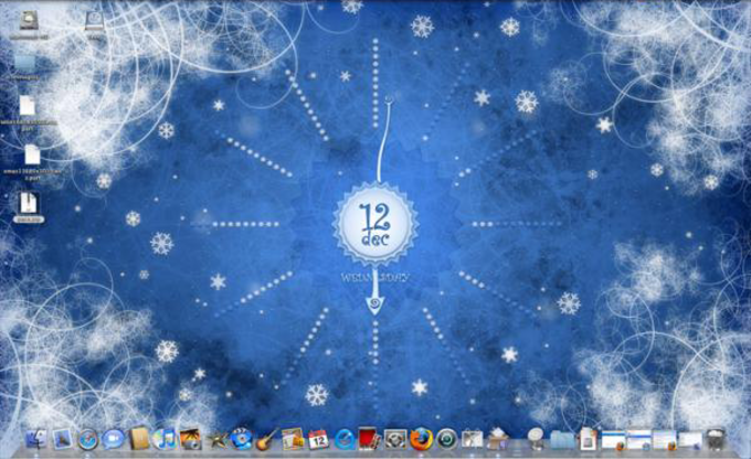 wallpaper clock for mac download