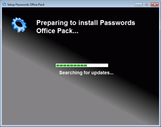 Passwords Office Pack