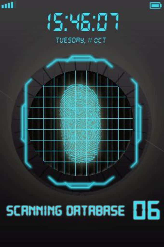 Fingerprint Security Pro