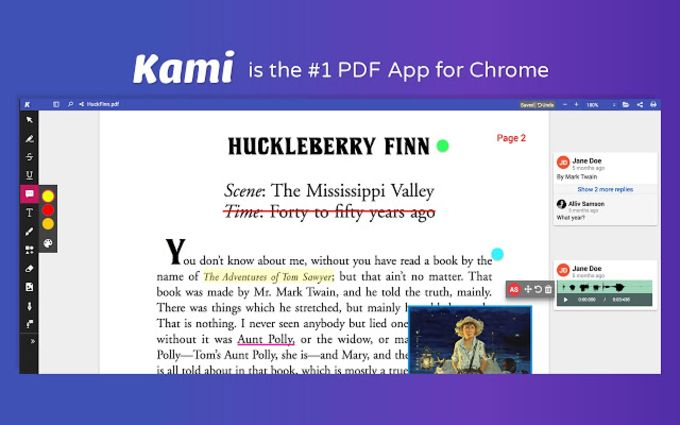 Kami - PDF and Document Markup