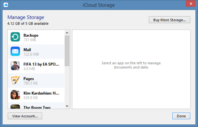 Download iCloud - free - latest version