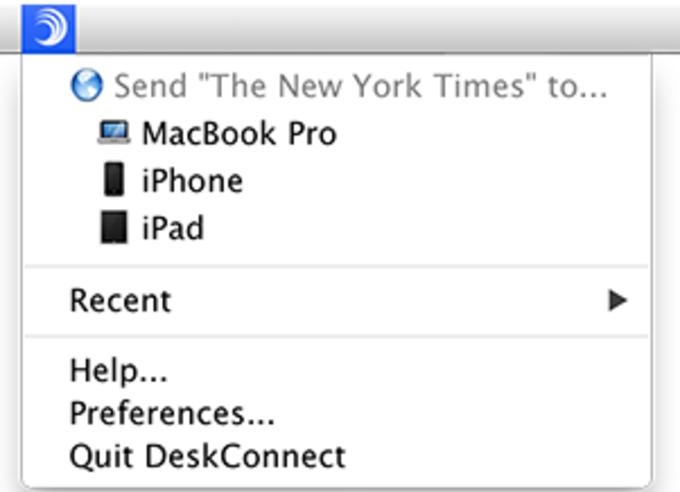 DeskConnect
