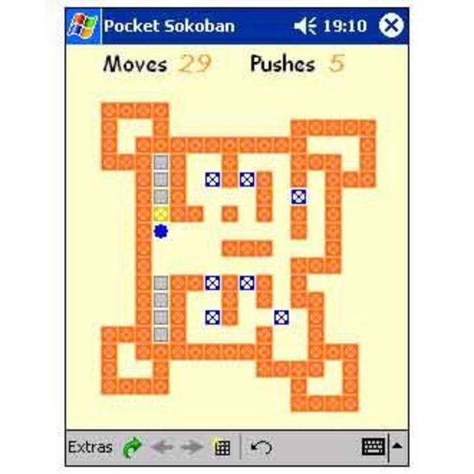 Pocket Sokoban Beta