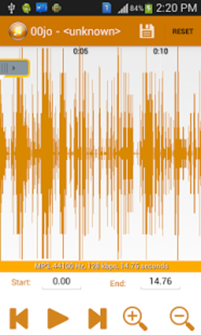 MP3 Cutter Ringtone Maker for Android - Download