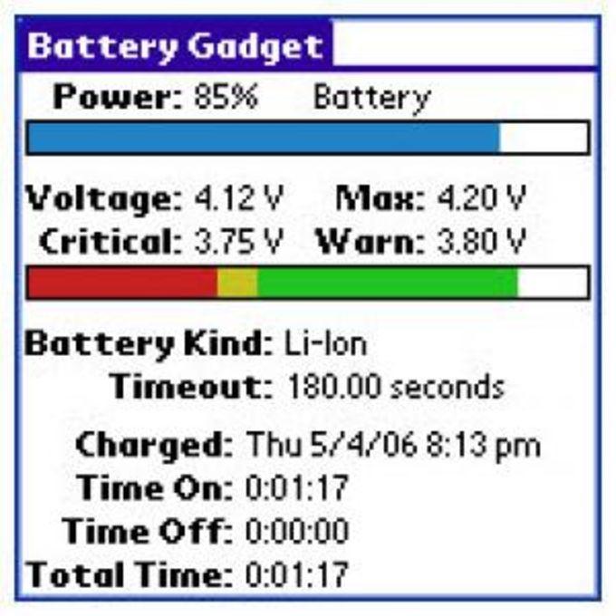 Battery Gadget