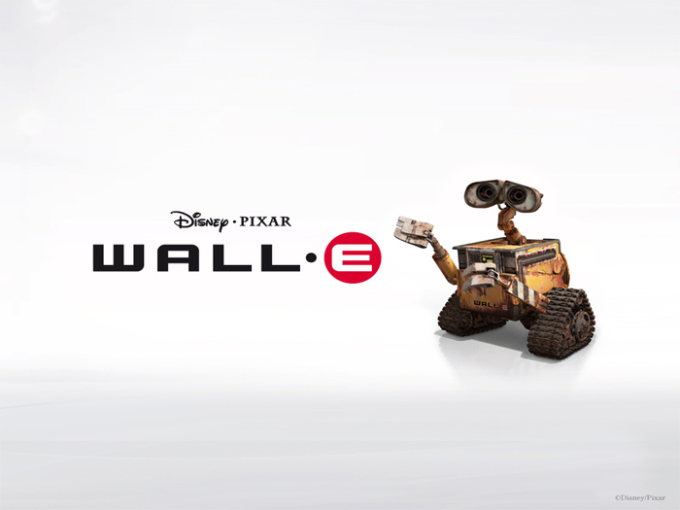 Tapeta Wall-e