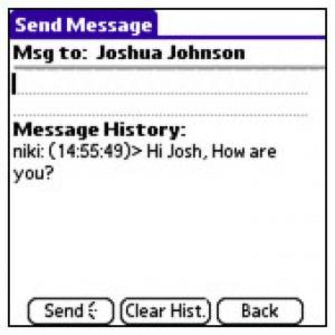 IM+ Mobile Instant Messenger