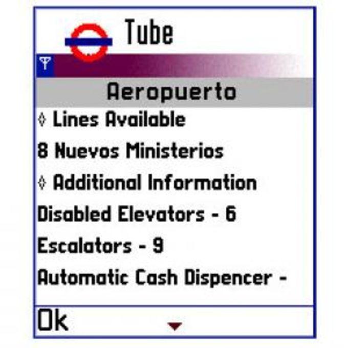 Tube Madrid