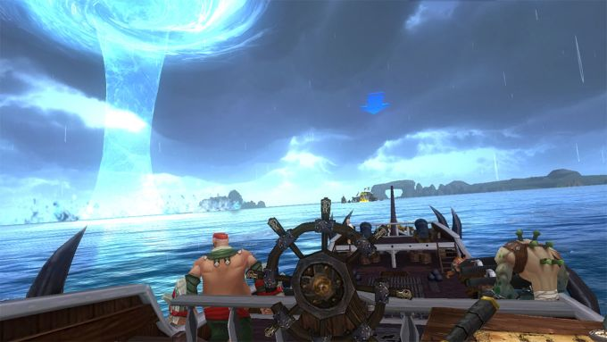 Heroes of The Seven Seas PS VR PS4