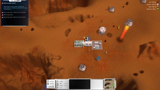 Sol 0: Mars Colonization