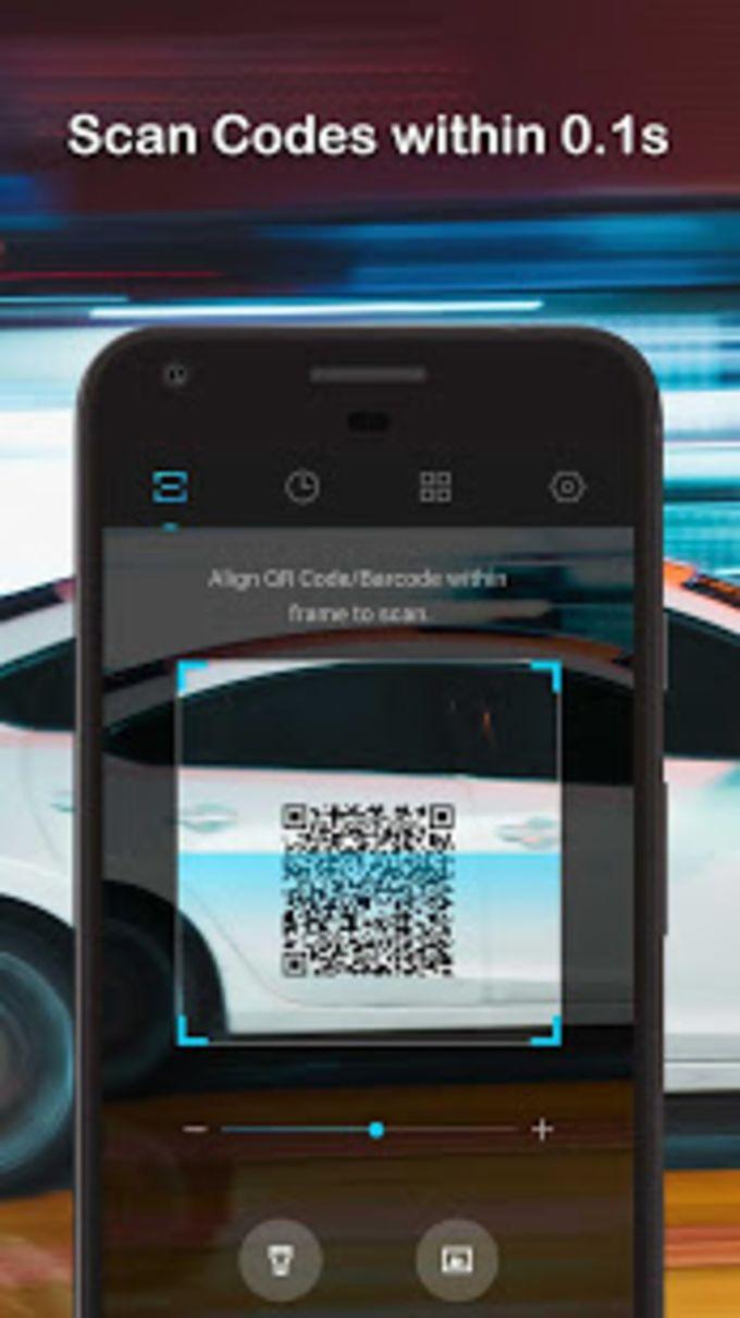 QR Scanner: QR Code Reader  Barcode Scanner