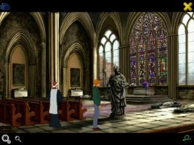 Broken Sword: Shadow of the Templars