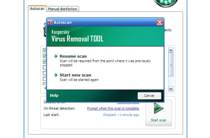 Kaspersky Virus Removal Tool