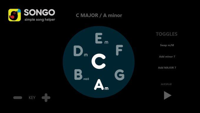 Songo Chord Finder