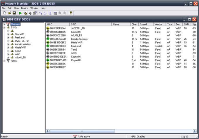 Xirrus Wi-Fi Inspector download