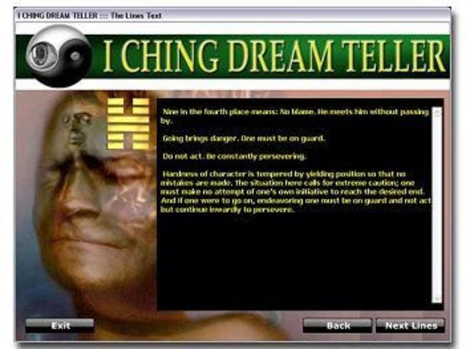 I Ching Dream Teller