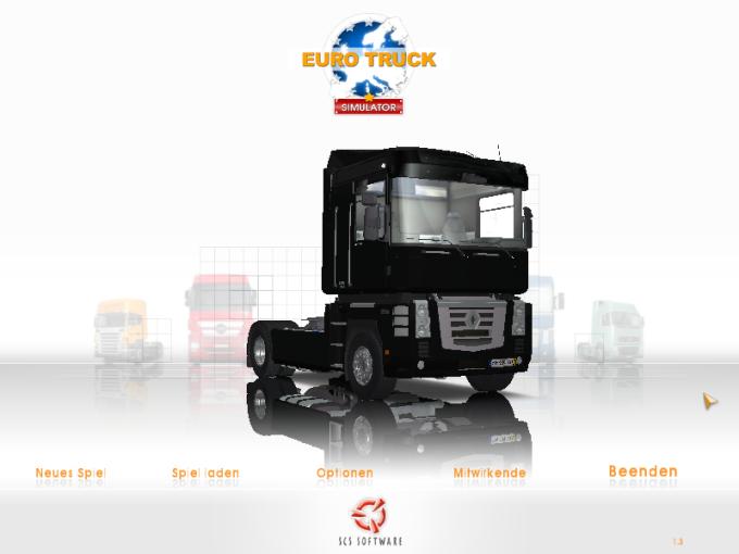 Euro Truck Simulator RENAULT Magnum 500 DXI Euro 5 Mod