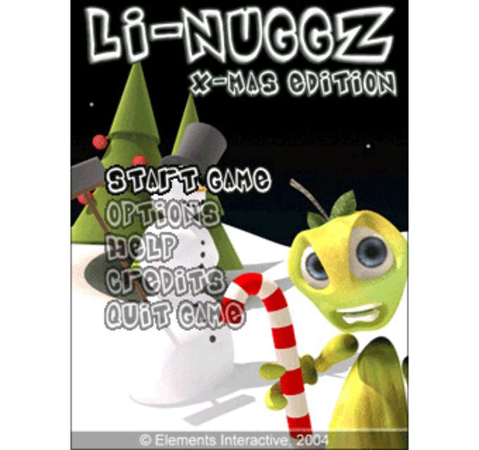 Li-Nuggz X-Mas Edition