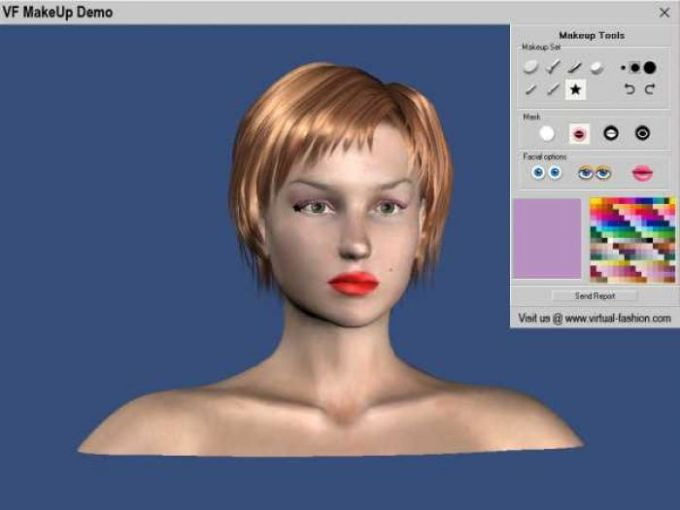 Virtual Fashion Makeup