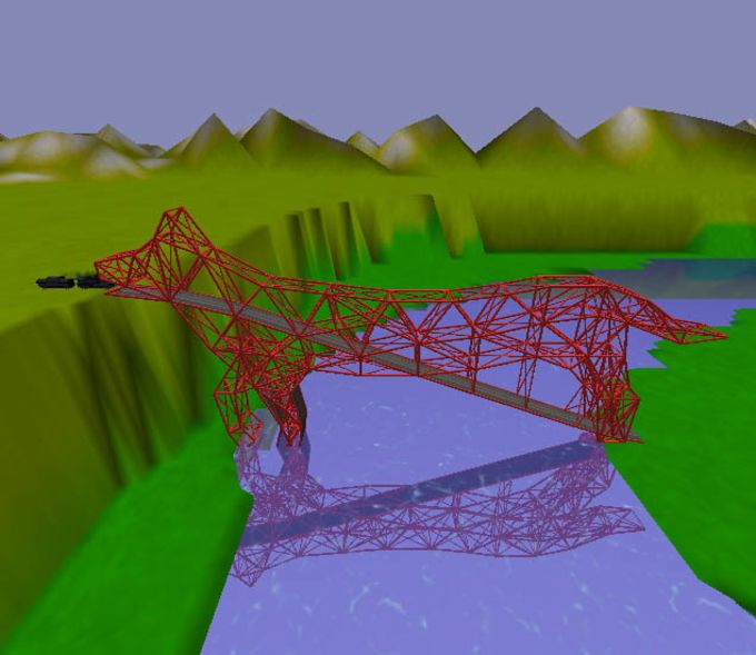 The Bridge Construction Set