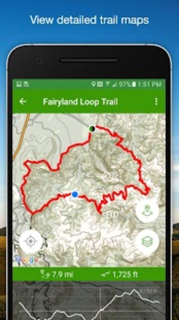 AllTrails - Hiking & Biking