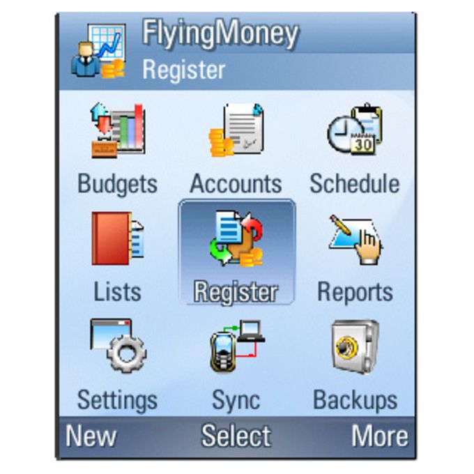 FlyingMoney Manager