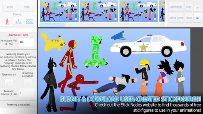 stick nodes pro stickfigure animator for android download