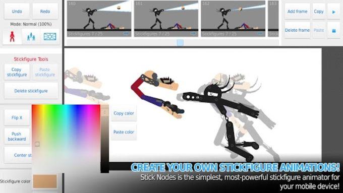 Stick Nodes Pro  Stickfigure Animator