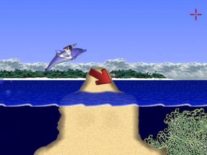 Laser Dolphin