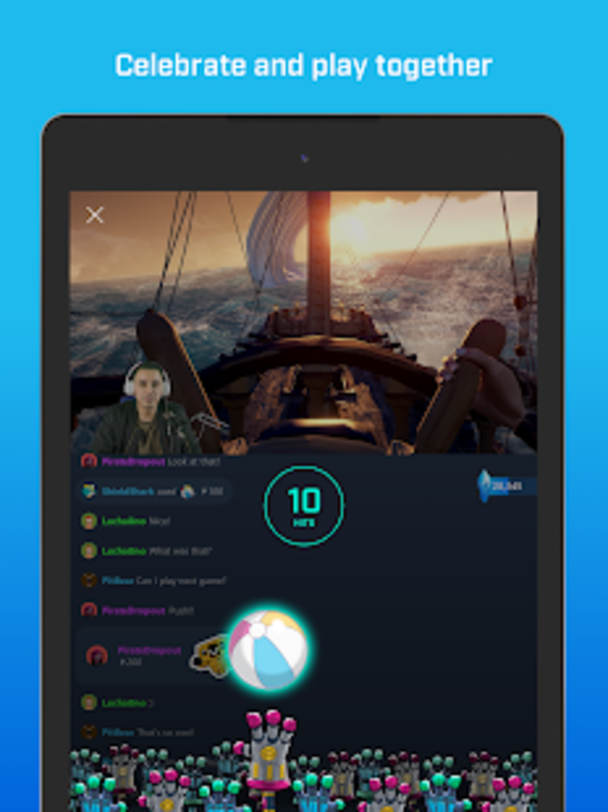Mixer  Interactive Streaming