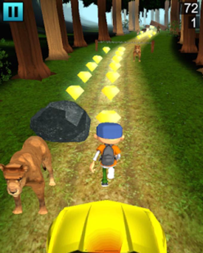 Run Jungle Run