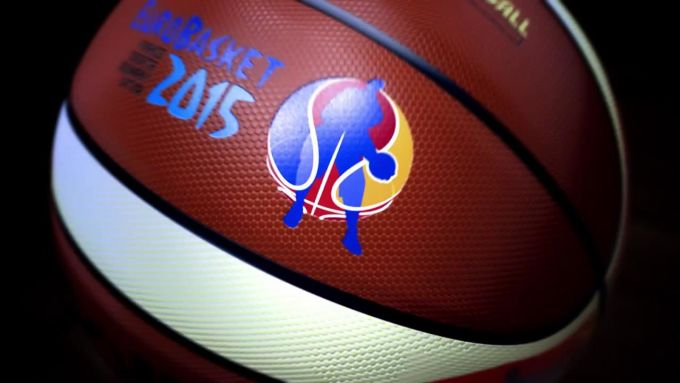 Eurobasket 2015 Official