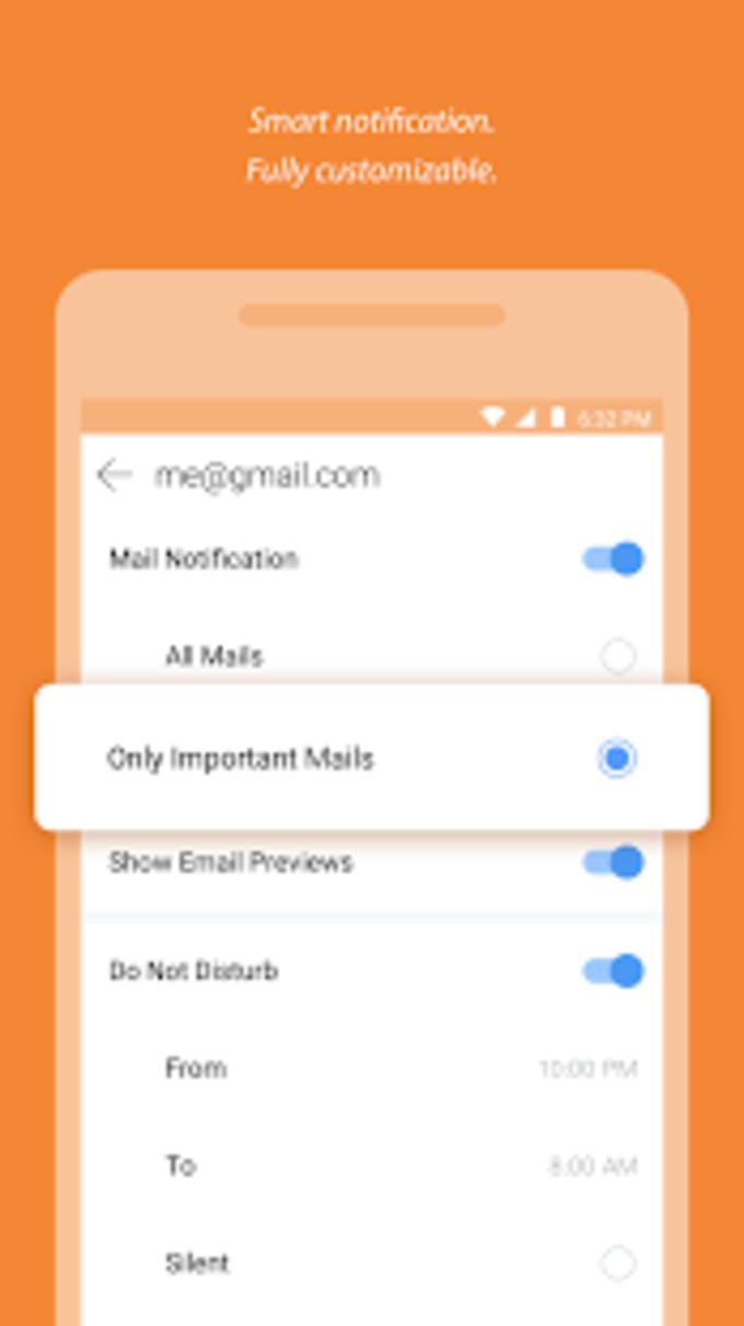 Mailbox - Best Email app
