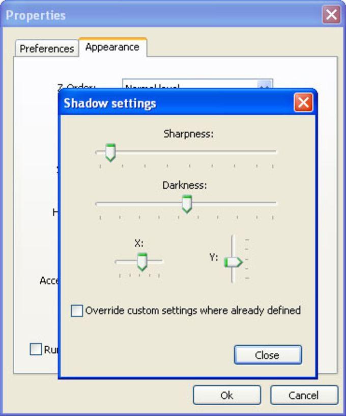 Thoosje Windows 7 Sidebar