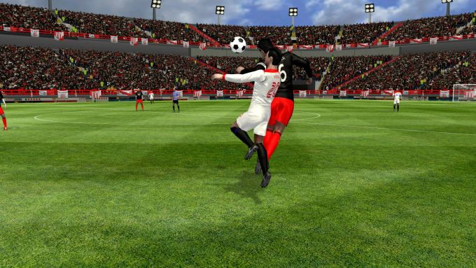 First Touch Soccer 2015