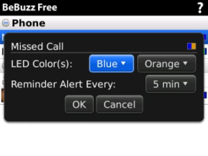 BeBuzz Free - LED Light Colors