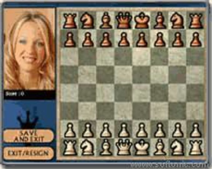 Naughty Chess