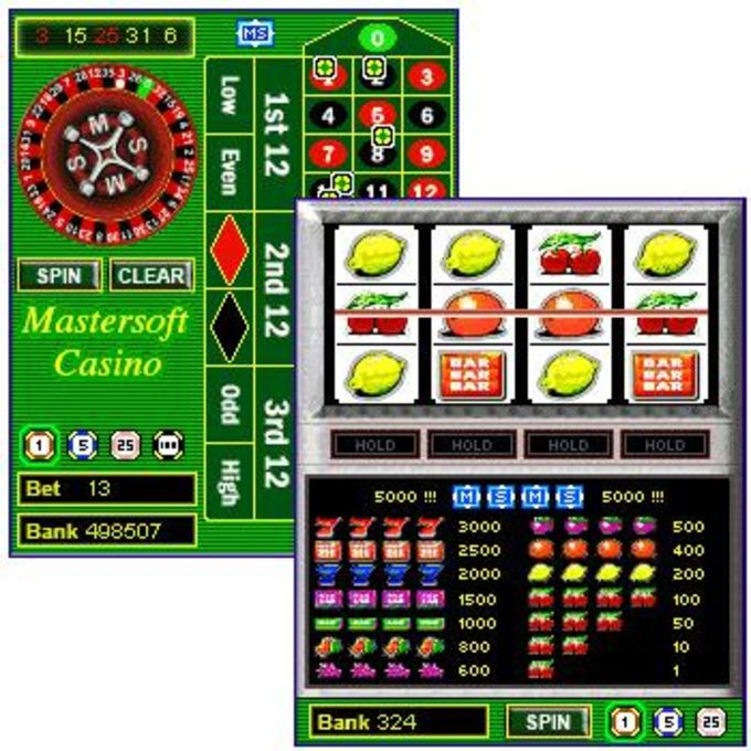 Casino Simulation