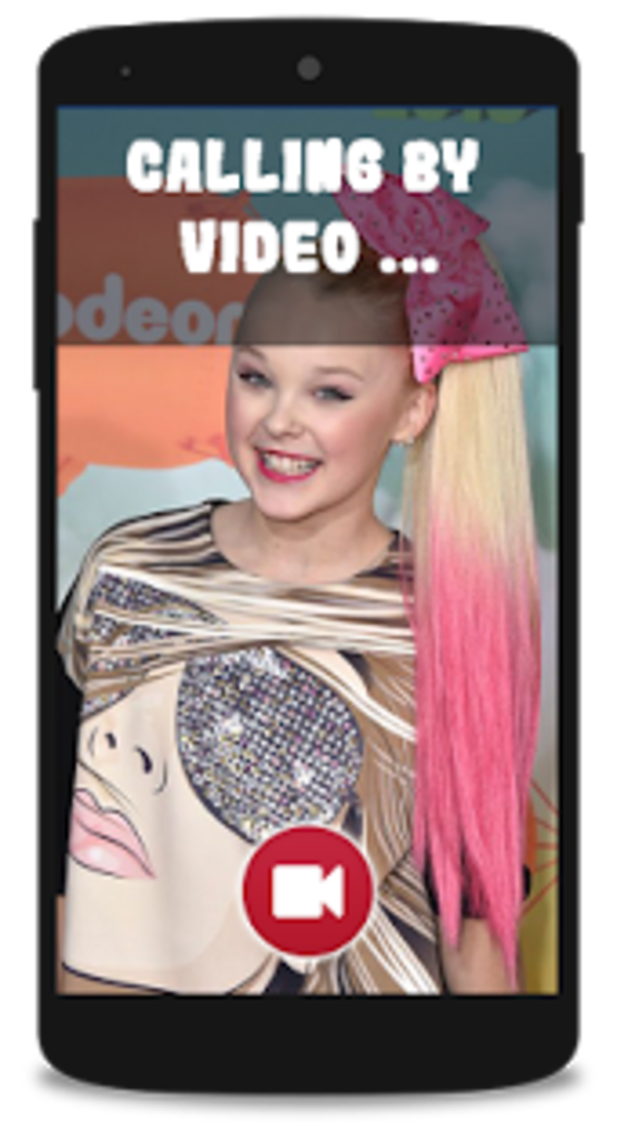 Video Call From Jojo Siwa