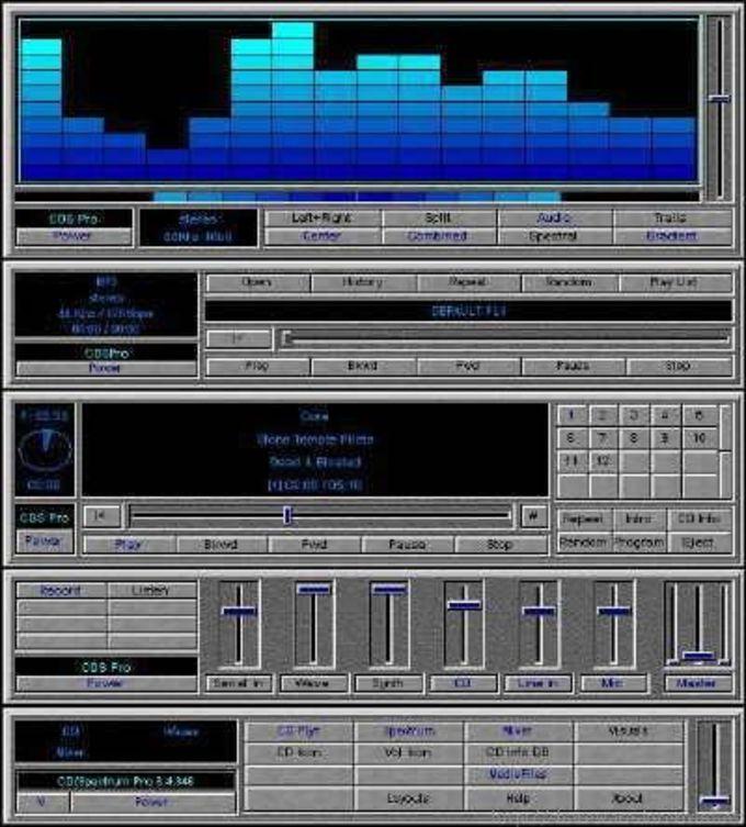 CD Spectrum Pro