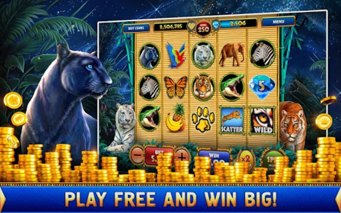 Bengal Tiger In the Woods Slot