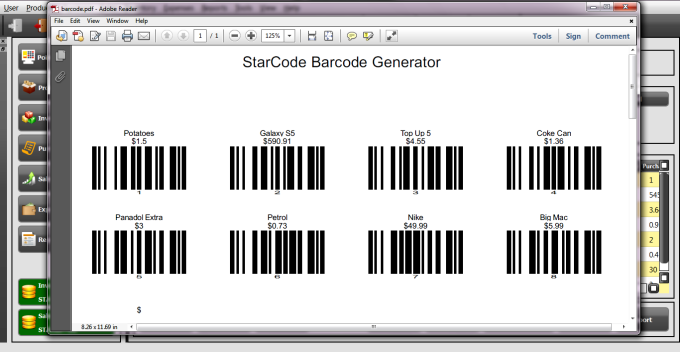 StarCode Network Plus Point of Sale & Inventory Manager