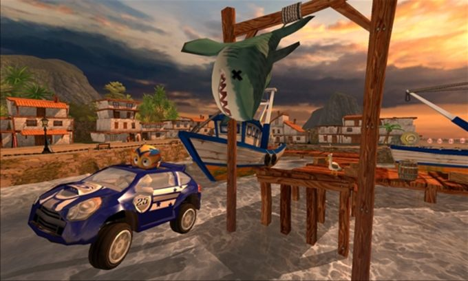 Download Beach Buggy Racing Mod Apk-Get Unlimited [Cheat Mods/Money]