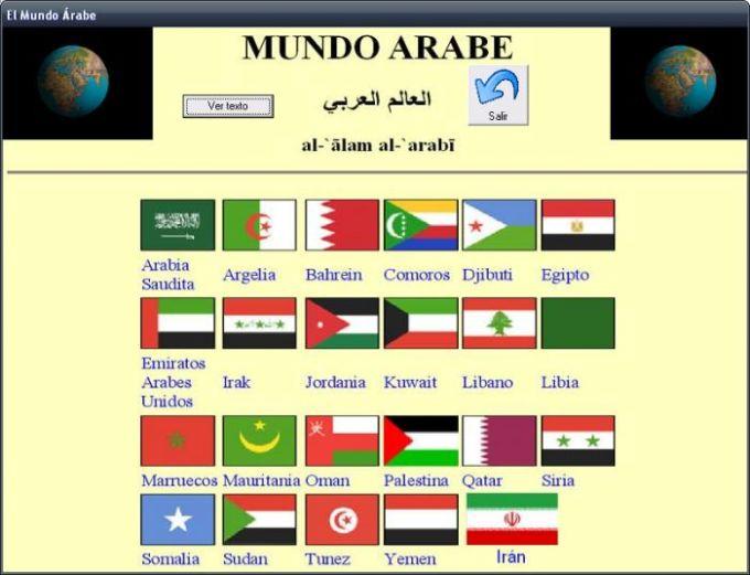 El mundo árabe