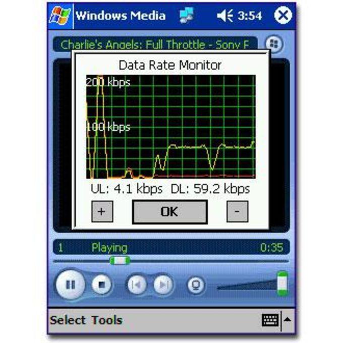 IP Dashboard Network Monitor